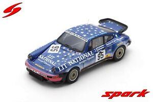 S3414 Spark:1/43 Porsche 930 #95  24HR Le Mans 1983 Almeras- J-M Almeras-Guillot