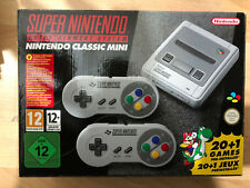 Super Nintendo SNES Mini Classic Console OFFICIAL - BRAND NEW - SPECIAL DELIVERY