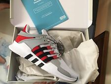 "ADIDAS X OVERKILL EQT SUPPORT ADV ""COAT OF ARMS"" Size 8.5 SNS Human"