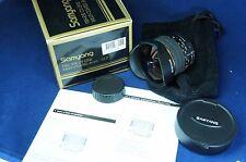 Nikon Samyang 8 mm. f 3.5 fish-EYE CS for Nikon, Full set! EX!