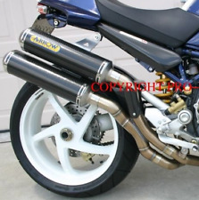 SILENCIEUX ARROW DUCATI MONSTER S2R 800 2004/06 / S4R 2003/06 - 71265MI+71062MC