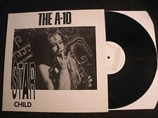 The A-10 - Star Child - 1989 U.K. Vinyl 12' Single / Power Pop Punk