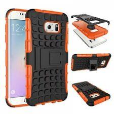 Hybrid Case 2teilig Outdoor Orange Tasche für Samsung Galaxy S7 Edge G935 G935F
