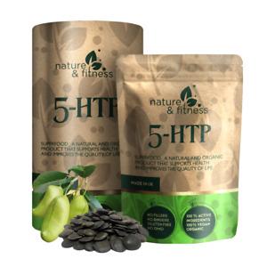 5HTP 241.2mg  Serotonin Stress Anxiety Depression Sleep Aid Support 120 Capsules