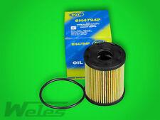 sh4794 Filtro de aceite OPEL AGILA ASTRA H COMBO CORSA MERIVA 1,3 CDTI FORD ALFA