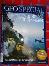 GEO Special  Heft 3/2011 Mecklenburg Vorpommern