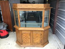 85 gallon custom built aquarium for sale.