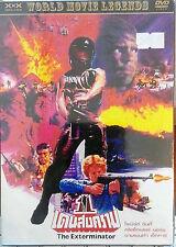 The Exterminator DVD R0 (1980) Robert Ginty, Samantha Eggar, Action Thriller