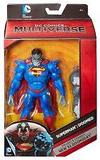 """Dc Multiverse SUPERMAN DOOMED 6"""" Action Figure Dc Comics BAF 52 Doomsday"""