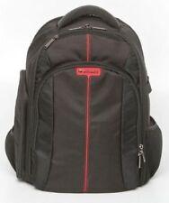 Housses et sacoches sacs à dos noir en cuir pour ordinateur portable