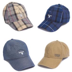Barbour International Baseball Cap Hat One Size Adjustable Mens & Womens Styles