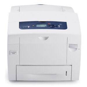 Xerox ColorQube 8580N Color A4 Printer Very Low Count Under 7K, WARRANTY!