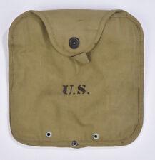 Housse pour la gourde expérimentale US M43 US ARMY WW2  (matériel original)