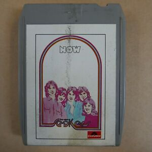 8 track cartridge THE NEW SEEKERS now ,  NOT SERVICED