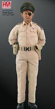 Hobby master 1/6 figure HF0004 israeli defence force chef d'état-major moshe dayan