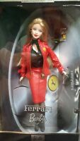 Barbie FERRARI Collector Edition 2000