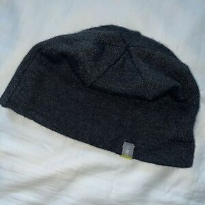 Smartwool Beanie GRAY Hat Merino Wool Blend One Size Fits Most Winter Hiking Cap