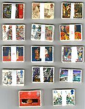 UK - 14 x 50 Bulk Stamps - Used