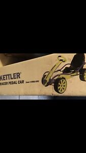 Kettler Racer Pedal Car