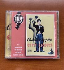 Charlie Chaplin - City Lights / Modern Times / ect. (1999, Cd) Soundtracks