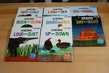 ERIC CARLE SMART PAD Hardcover Books for Children Lot of 8 (No device)