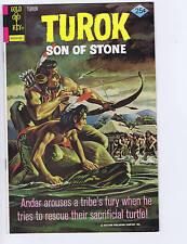 Turok Son of Stone #101 Gold Key Pub 1976