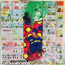 MR CLEVER ART SUPER JUXTAPOP #2 UNIQUE urban pop art street contemporary print