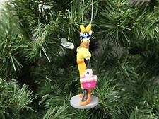 "Clarabelle Cow ""Rock n' Roll"" Band, Disney Christmas Ornament"