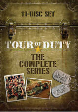 Tour of Duty Complete Series Season 1-3 (1 2 & 3) ~ BRAND NEW 11-DISC DVD SET
