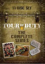 Tour of Duty Complete Series Season 1-3 (1 2 & 3) ~ BRAND NEW 11-DISC DVD SET