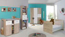 Babyzimmer Kinderzimmer Babymöbel Komplettset Umbaubar Elisa 2
