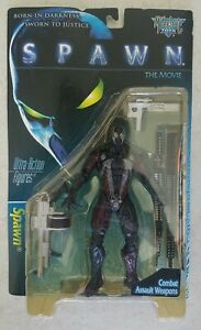 NEW MASKED VARIANT MCFARLANE TOYS SPAWN THE MOVIE ULTRA ACTION FIGURE VINTAGE a1