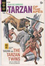 Tarzan #196. VF+. 1970