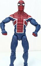 Spider-Man UK United Kingdom Marvel Legends COMPLETE~ Sandman Series Hasbro 2016