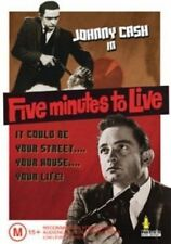 Five Minutes To Live (DVD, 2005)