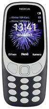 Handy Nokia 3310 Dual Sim Dark Blue