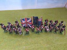 22 x 28 mm Fanteria Britannica Highland Napoleonico dipinto