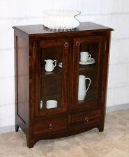 schr nke wandschr nke im kolonialstil f rs esszimmer. Black Bedroom Furniture Sets. Home Design Ideas