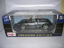 MAISTO PORSCHE CARRERA GT Plata Metálico Premier Edición, 1:18 ART.36622