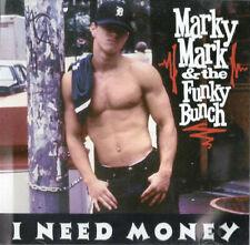 Marky Mark & The Funky Bunch – I Need Money - US Promo Maxi CD Single © 1992