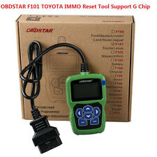 OBDSTAR F101 TOYOTA IMMO Reset Tool Support G Chip All K-ey Lost from factory