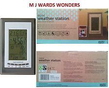 Digital Estacion Meteorologica-Estación Base & Sensor-edn0571-Jardín nación