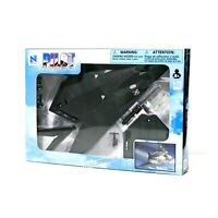 F-117 Nighthawk Lockheed Fighter Jet USAF New-Ray 1:72 Sky Pilot Model Kit