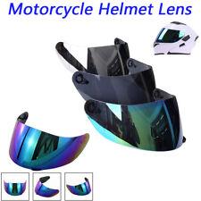 Motorcycle Helmet Anti Fog Sun Visor Anti-glare/UV Bike Helmet Sun Shield Lens