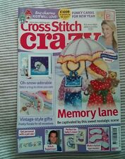 Cross Stitch Crazy magazine Issue 198