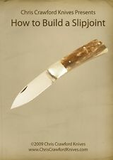 How to Build a Slipjoint (DVD)/Knife Making/Bladesmith