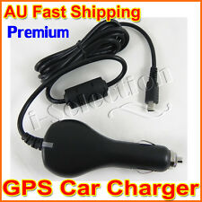 Premium GPS Car Charger for Navman S30 S35 MY60T MY65T MY75T MY80T MY85XLT S300