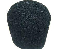 """Electro Voice N D 367 457 757 767 WindTech Black 1 5/8"""" Foam Windscreen 5070-9"""