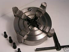 100 mm 4-jaw Independent Lathe Chuck