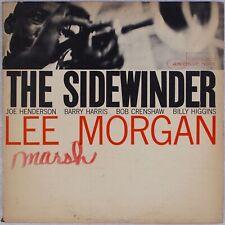 LEE MORGAN: Sidewinder US Blue Note 4157 Jazz EAR Van Gelder LP VG/G